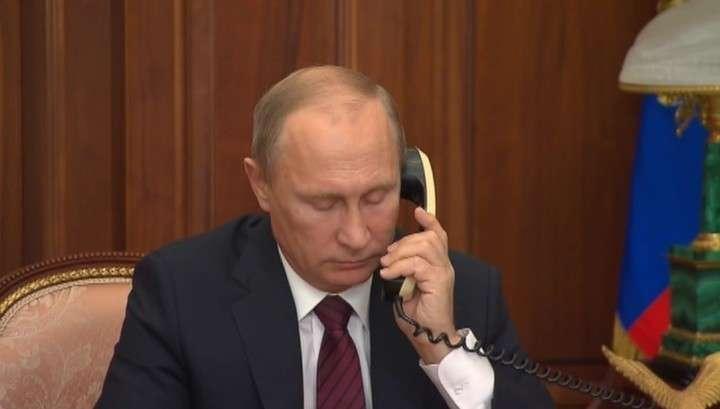 Владимир Путин выразил слова поддержки Элле Памфиловой, атакованной электрошокером