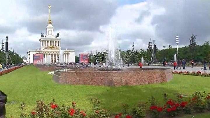 Москва начинает отмечать день города и юбилей ВДНХ