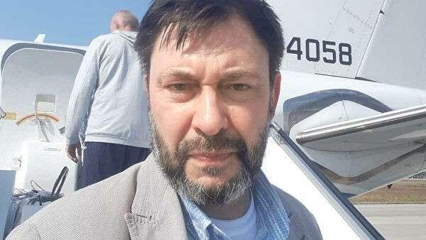 Кирилл Вышинский перед отправкой из Киева в Москву
