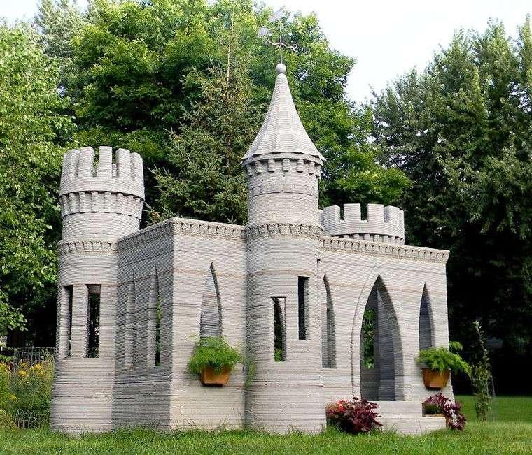 Как это делается: дом 3D?