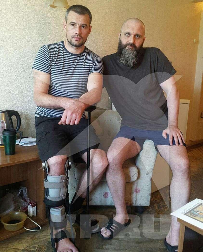 Наших обменяют на украинских моряков