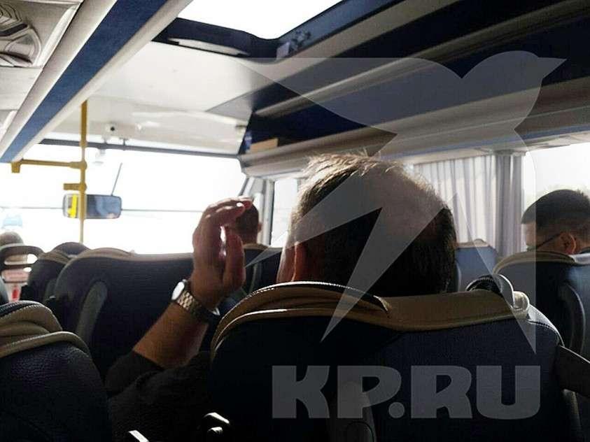 В Россию возвращаются примерно 35 человек