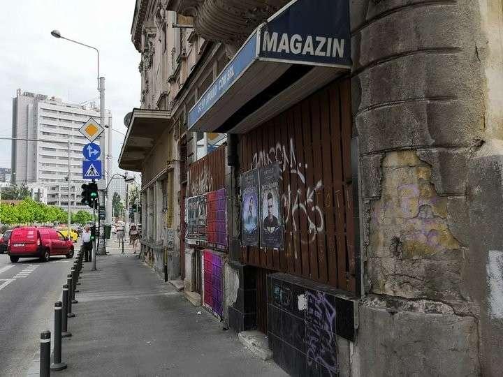 Шокирующий Бухарест. Вот это столица Румынии, страны Евросоюза!