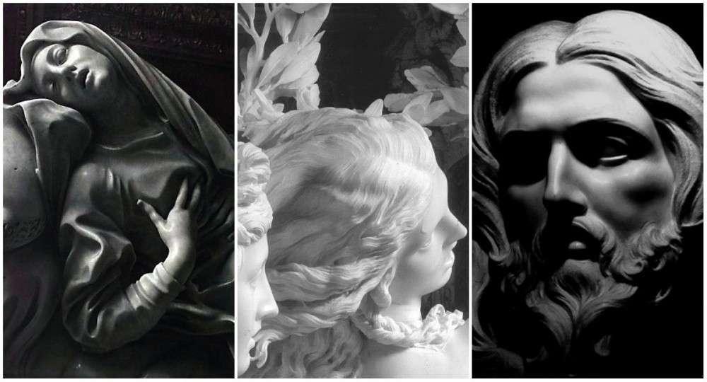 Бесконечно прекрасные скульптуры