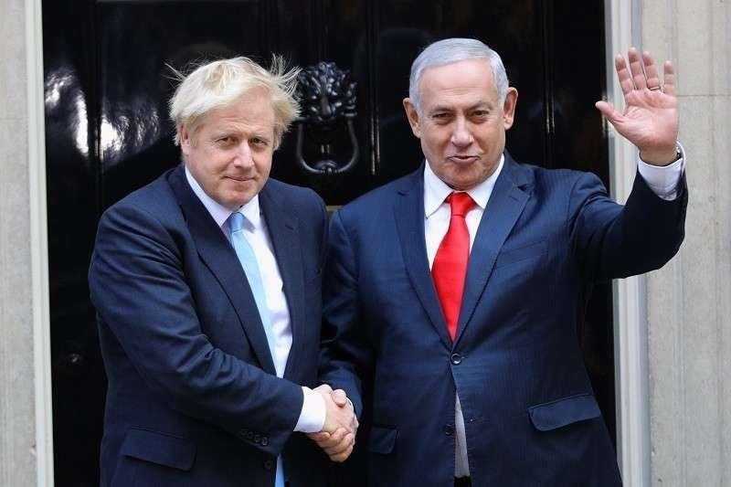 Израильский премьер Нетаньяху назвал Бориса Джонсона Ельциным