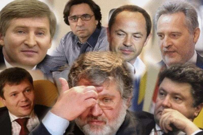Аграрных олигархов Украины предупредили, что любые попытки протестов закончатся для них фатально