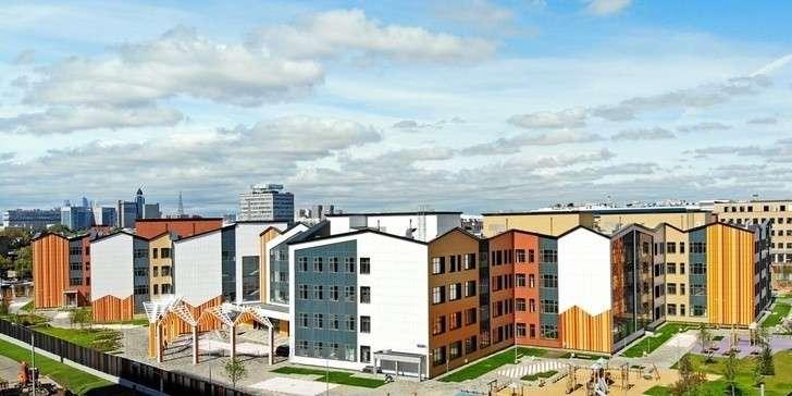 В Москве построили самую крупную школу в стране