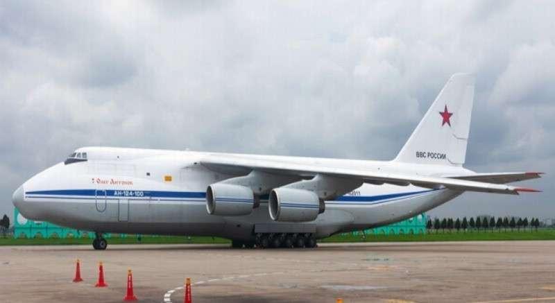 Российские транспортные гиганты Ан-124 «Руслан» возвращаются в строй