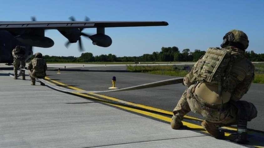 В Эстонии журналисты «засветили» тайную военную базу США