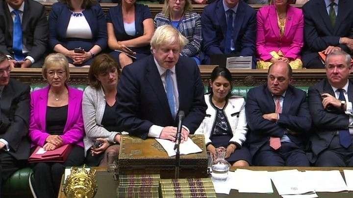 Британский парламент не идёт на поводу у Бориса Джонсона