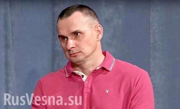 Террорист Сенцов рассказал, почему разжирел в российской тюрьме | Русская весна