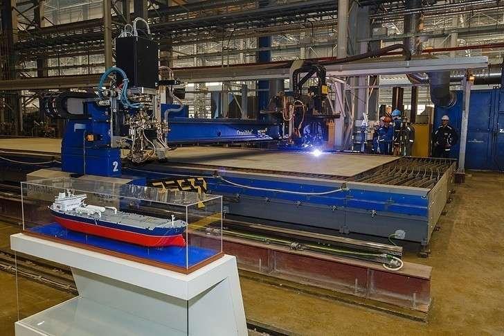 Судоверфь «Звезда» заключила контракты на строительство 39 судов
