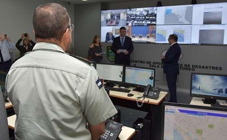 Ростех создал в Никарагуа ситуационный центр гражданской обороны