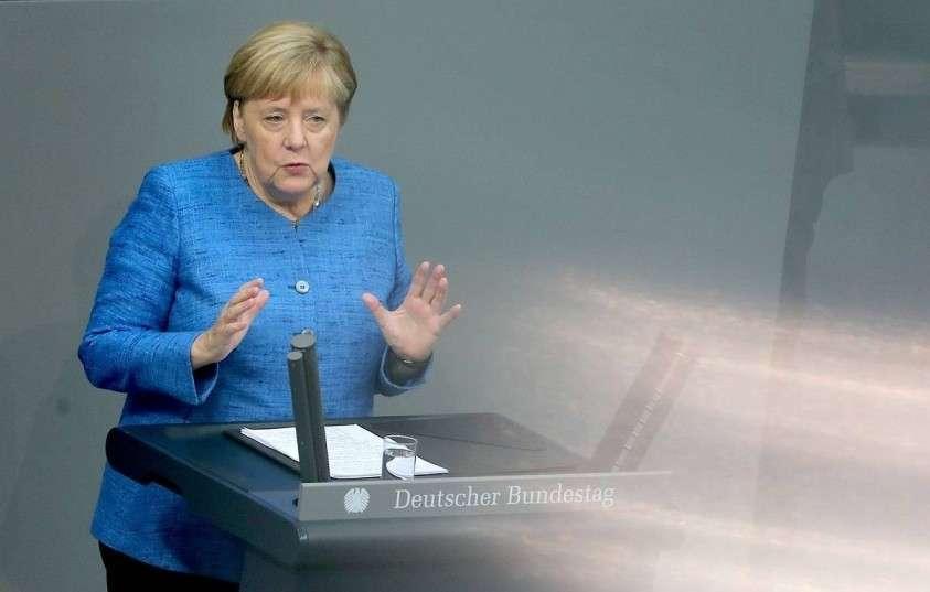 Меркель: США больше не защитник Европы