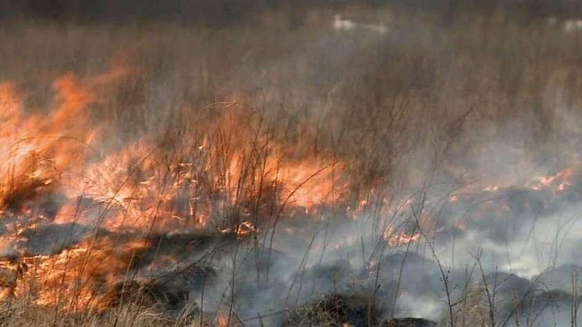 В Виннице на арсенале прогремели взрывы и вспыхнул пожар