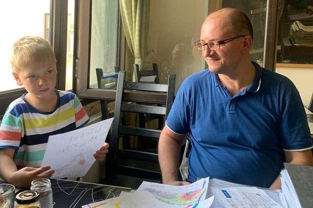 Бежавший из Германии российский эмигрант рассказал о немецких ужасах –