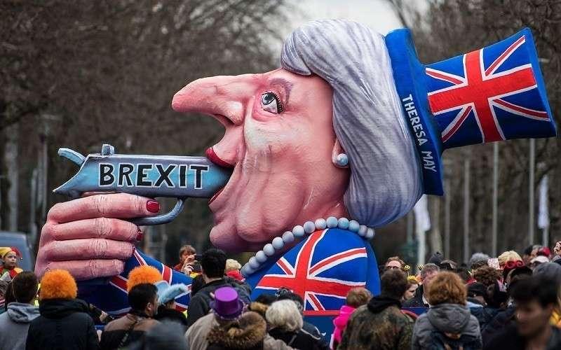Брексит. Британия вступает в состояние полураспада