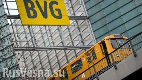 Немецкие СМИ шокируют: в Германии ничего не работает | Русская весна