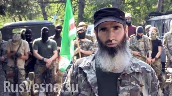 На Донбассе разоружили один чеченский и два фашистских батальона карателей