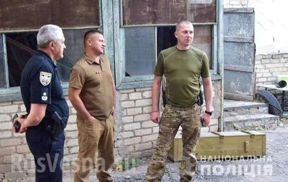 На Донбассе разоружили один чеченский и два фашистских батальона карателей | Русская весна