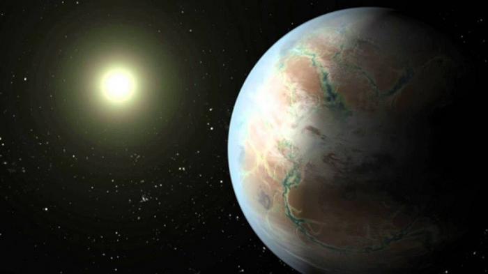 Открыли ещё одну планету, где точно есть жизнь