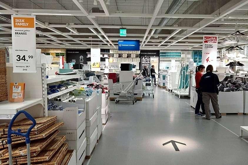 Высший пилотаж – магазины IKEA. Попав в него, вы выйдете на улицу, только обойдя в буквальном смысле все Фото: GLOBAL LOOK PRESS