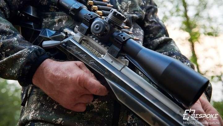 Винтовка Фантом. Российские разработчики презентовали высокоточную винтовку