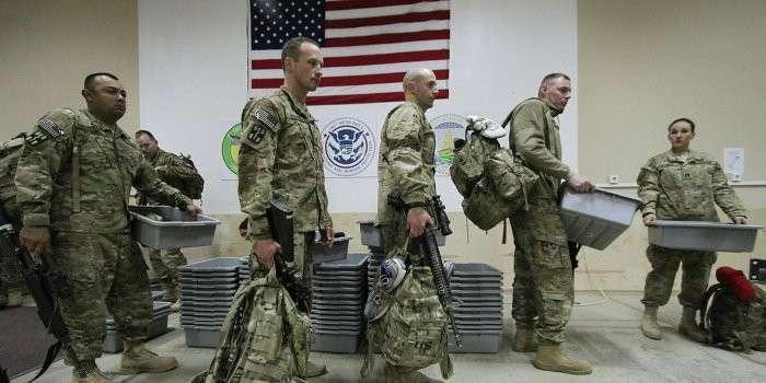 США развернёт войска в Прибалтике и Румынии для прикрытия границы Украины