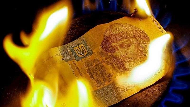 Украина переходит на отопление жилья дровами
