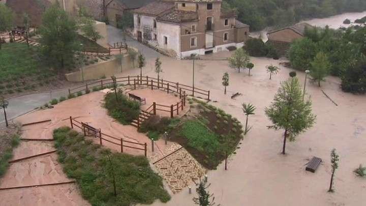МИД предупреждает россиян об угрозе наводнений на Балеарских испанских островах