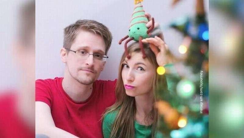 Эдвард Сноуден рассказал о России: одна из самых красивых стран в мире