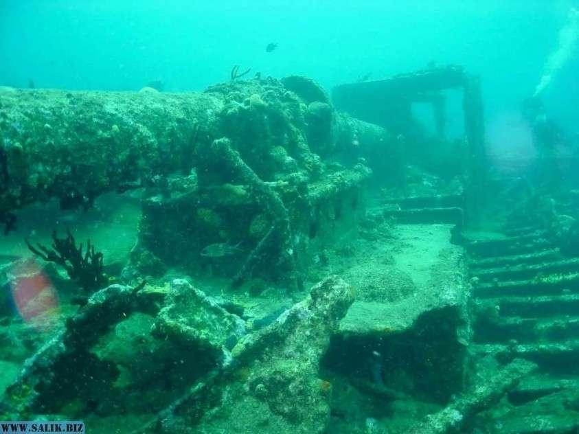 Тайны подводного города Кришны, возрастом в 12000 лет и войны древних