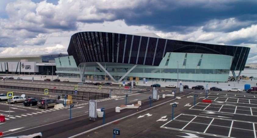 Екатеринбург: крупнейший на Урале выставочный комплекс
