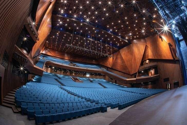 Конгресс-центр в Екатеринбурге сдан: крупнейший на Урале выставочный комплекс