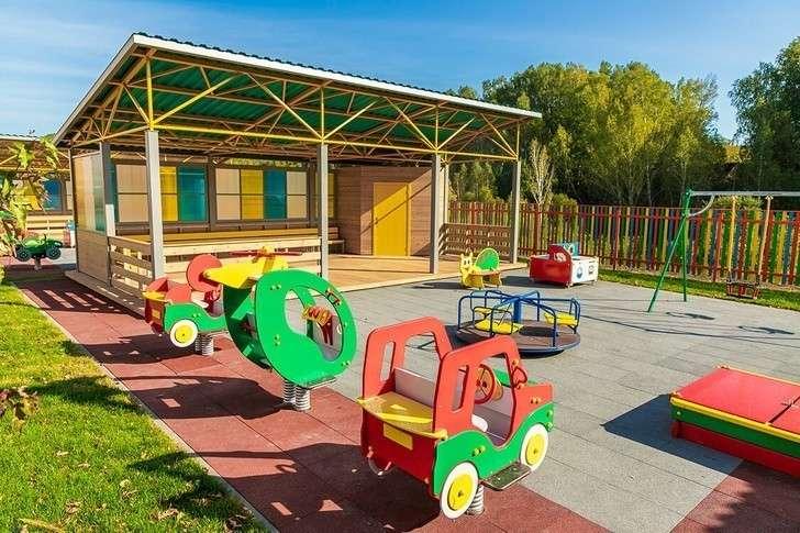 Новый детский сад открылся в наукограде Кольцово Новосибирской области