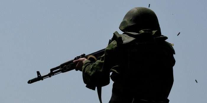 В Днепропетровске пьяный каратель открыл стрельбу по прохожим