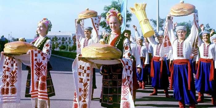 Запорожским артиллеристам командование подарило немного мыла и пирожков