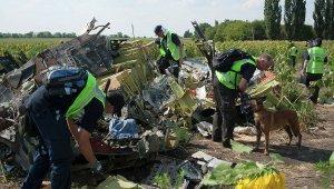 Голландские эксперты прибыли в Донецк для вывоза обломков Boeing