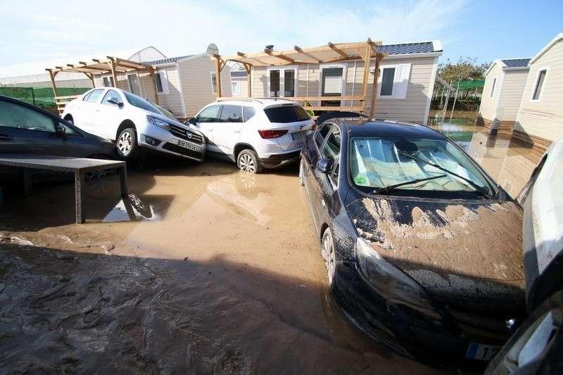 В Испании наводнение века, страна парализована из-за дождей