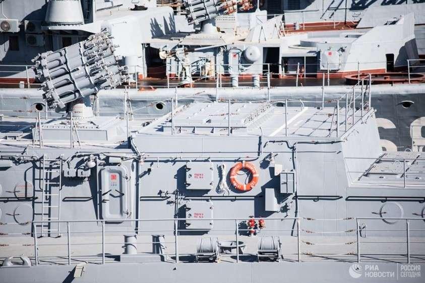 Российские истребители субмарин. Корабли, от которых не могли уйти подводные лодки США