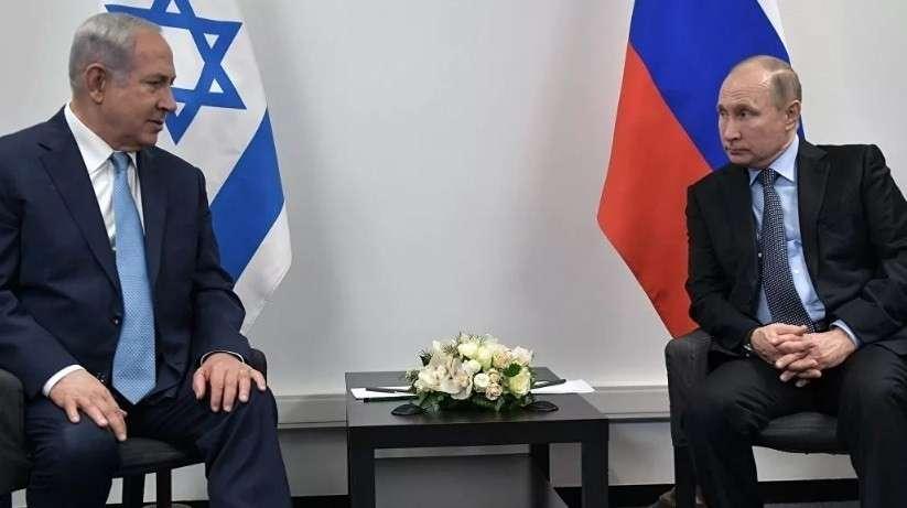 Владимир Путин назвал Нетаньяху обманщиком и пригрозил жёсткими мерами за обман и самодеятельность