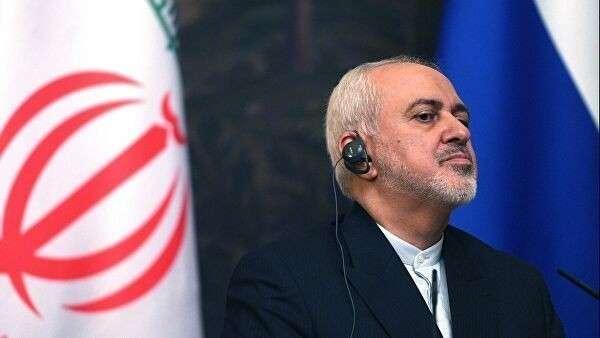 Министр иностранных дел Исламской Республики Иран Мухаммад Джавад Зариф