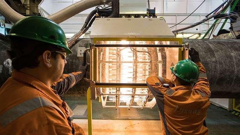 Уложено почти 2000 км: газопровод «Северный поток – 2» построен более чем на 80%
