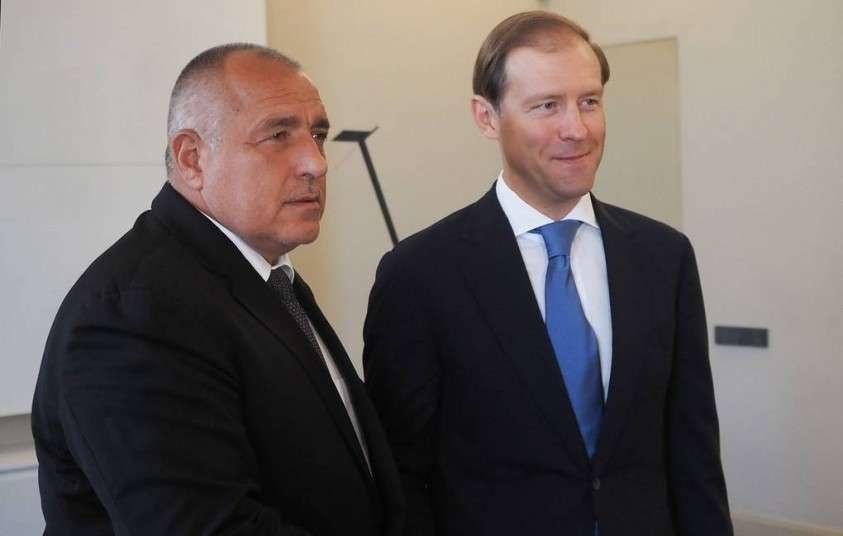 Россия и Болгария начали строительство газопровода