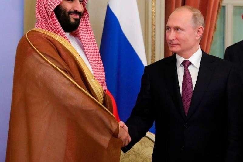 Наследный принц Саудовской Аравии позвонил Путину. Не прикупить ли С-300 для защиты НПЗ?