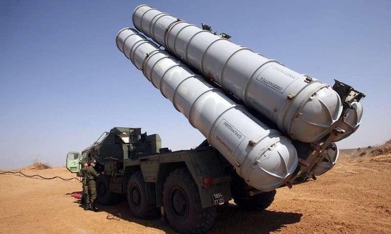 Россия потеснит США на Ближнем Востоке с помощью С-400