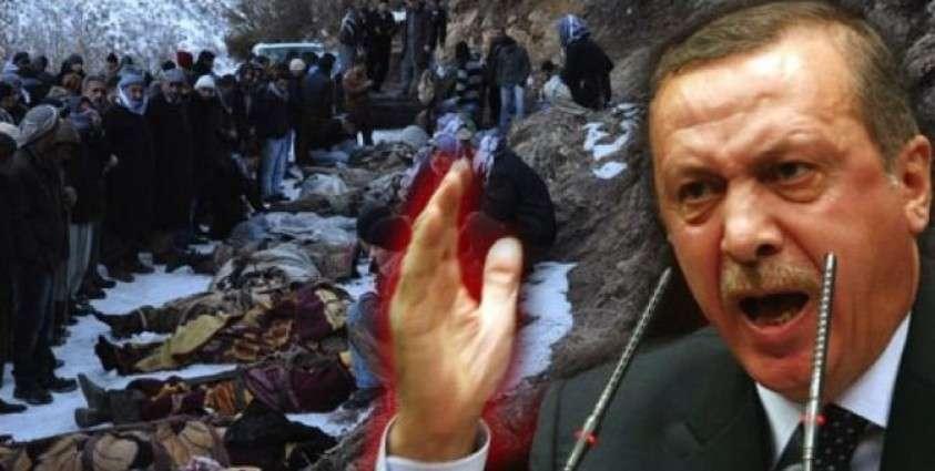 План Эрдогана в Сирии: истребить пехоту наёмников США и поменять национальный состав на востоке