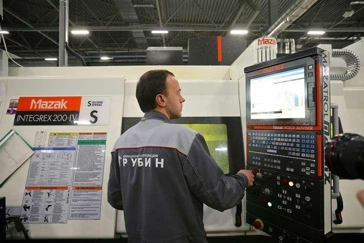 В подмосковной Балашихе запущено производство импортозамещающих авиакомпонентов
