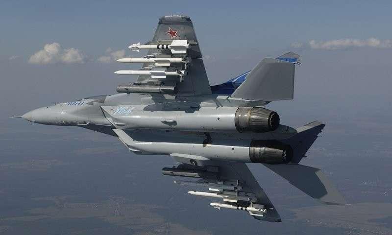 Опубликованы тактико-технические характеристики новейшего МИГ-35