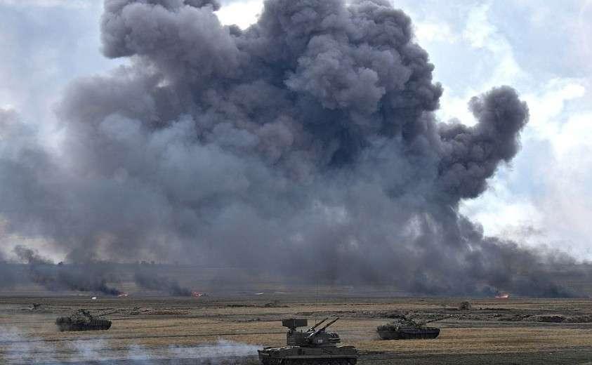Стратегические командно-штабные учения «Центр-2019».